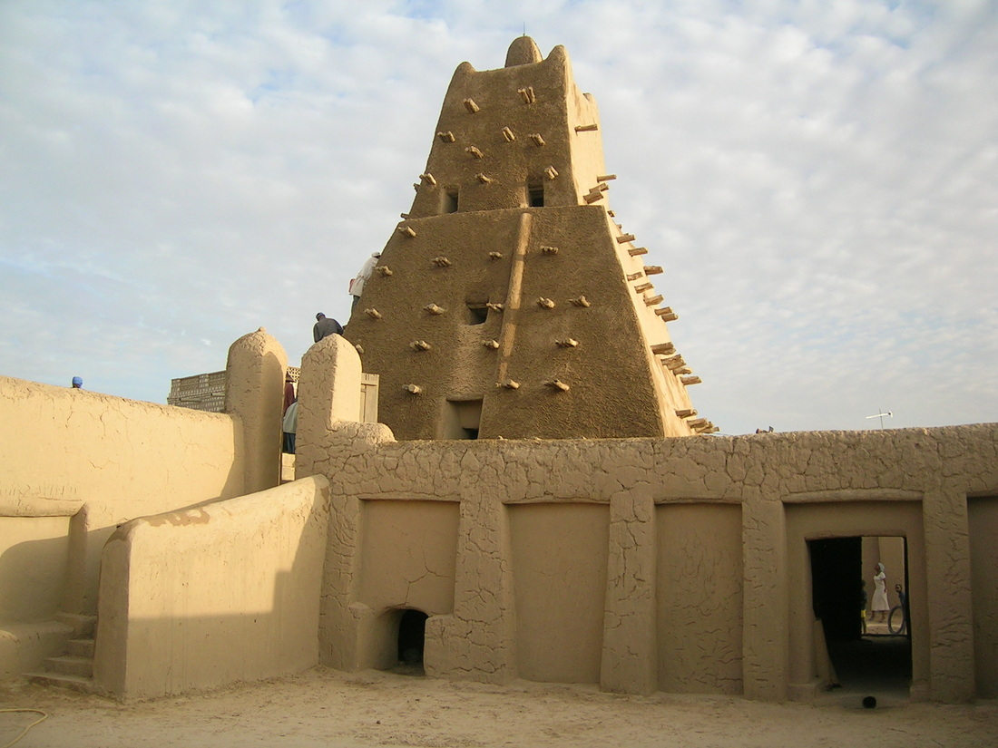 Timbuktu africa for Architecture sites